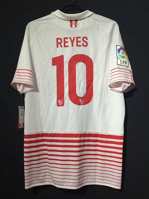 【2015/16】 / Sevilla FC / Home / No.10 REYES