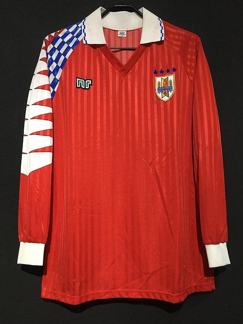 【1993/95】 / Uruguay / Away