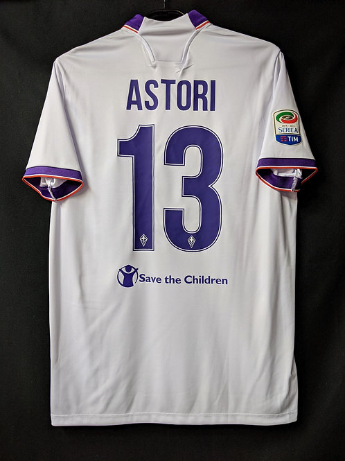 【2016/17】 / ACF Fiorentina / Away / No.13 ASTORI
