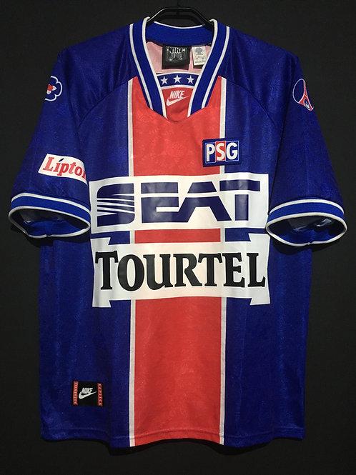 【1994/95】 / Paris Saint-Germain / Home