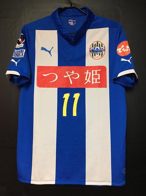 【2014】 / Montedio Yamagata / Home / No.11 DIEGO
