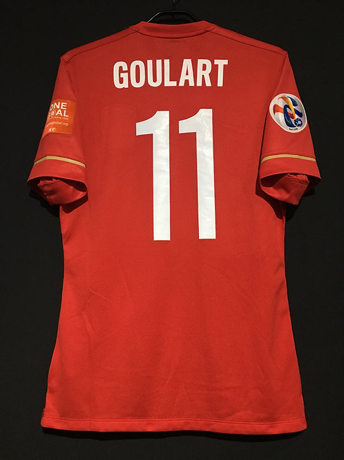 【2015】 / Guangzhou Evergrande F.C. / Home / No.11 GOULART / ACL / Authentic
