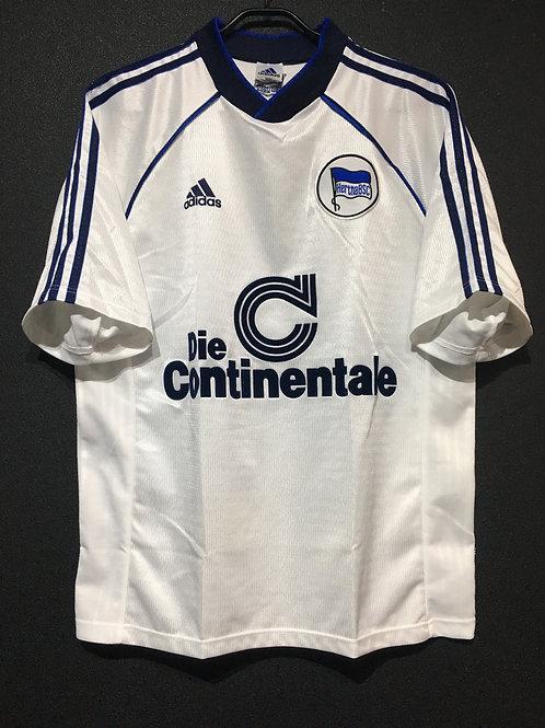 【1998/99】 / Hertha BSC / Away