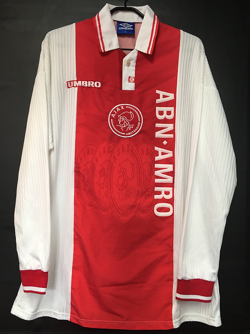 【1997/98】 / Ajax / Home