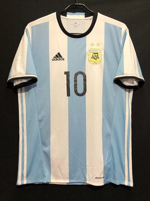 【2016/17】 / Argentina / Home / No.10 MESSI