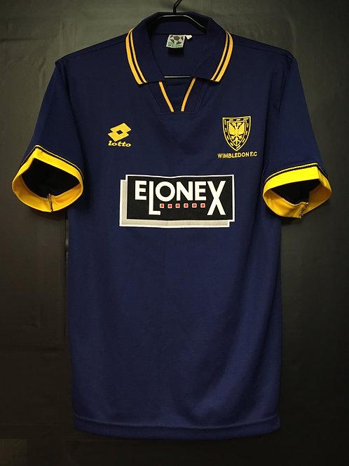 【1996/97】 / Wimbledon F.C. / Home