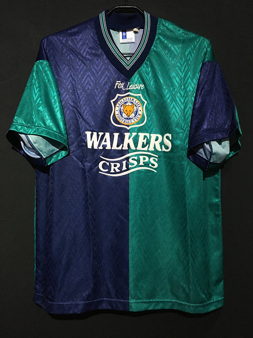【1995/96】 / Leicester City F.C. / 3rd