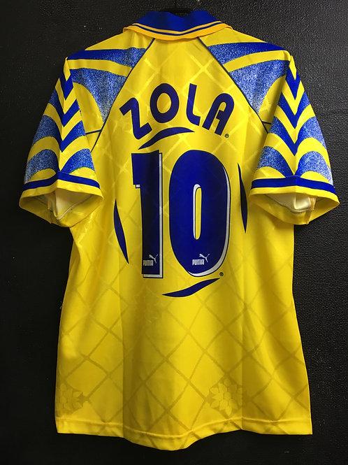 【1996/97】 / Parma / Away / No.10 ZOLA
