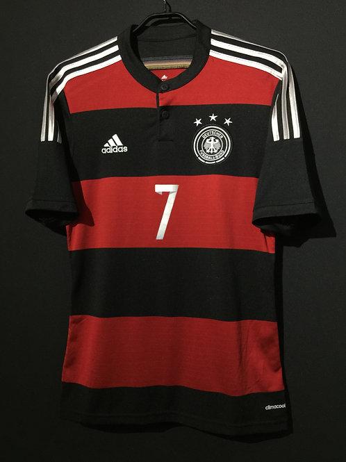【2014】 / Germany / Away / No.7 SCHWEINSTEIGER