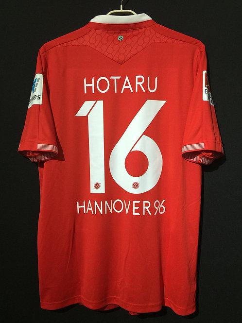 【2015/16】 / Hannover 96 / Home / No.16 HOTARU