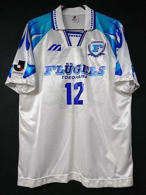【1995/96】 / Yokohama Flügels / Home / No.12