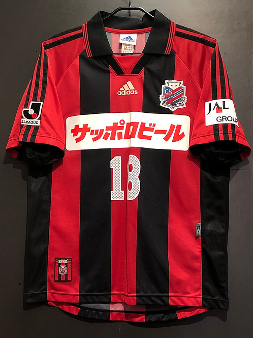 【1999】 / Consadole Sapporo / Home / No.18
