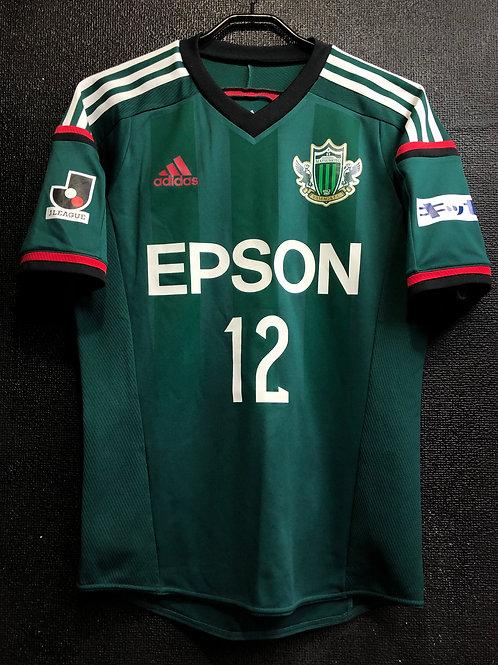 【2014】 / Matsumoto Yamaga FC / Home / No.12