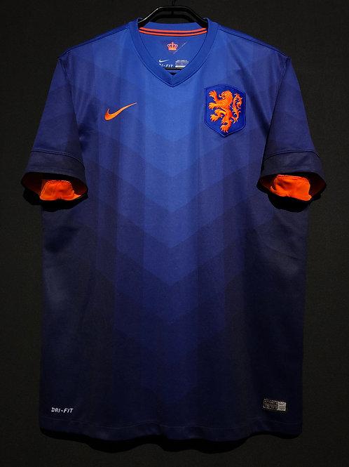 【2014】 / Netherlands / Away