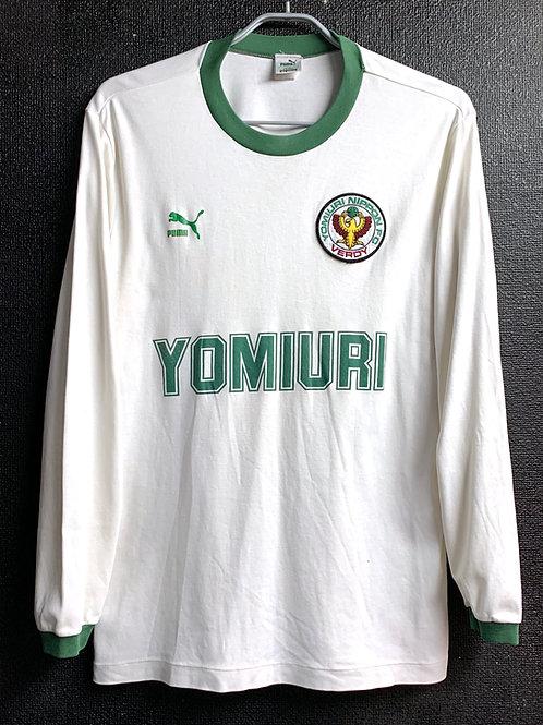【1991】 / Yomiuri FC / Away / No.19