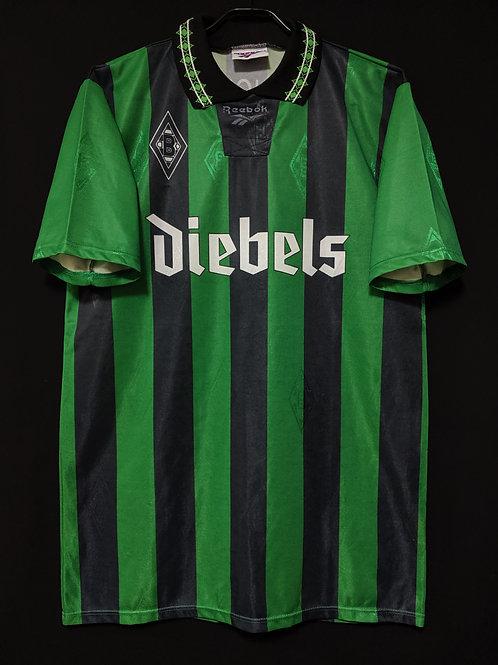 【1995/96】 / Borussia Mönchengladbach / Away / Player Issue