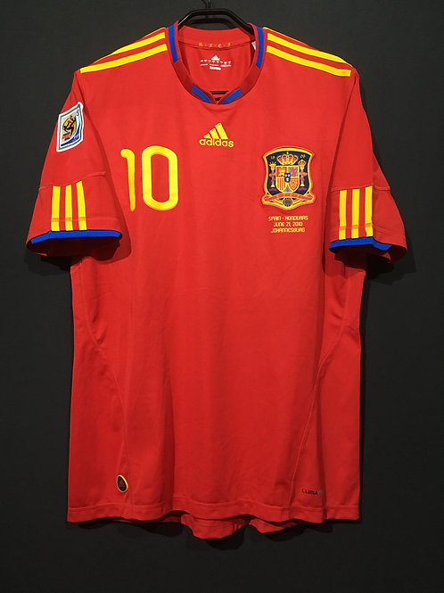【2010】 / Spain / Home / No.10 FABREGAS / FIFA World Cup