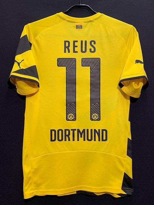 【2014/15】 / Borussia Dortmund / Home / No.11 REUS