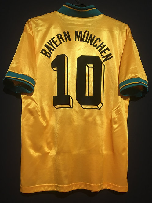 【1993/95】 / FC Bayern Munich / Away / No.10