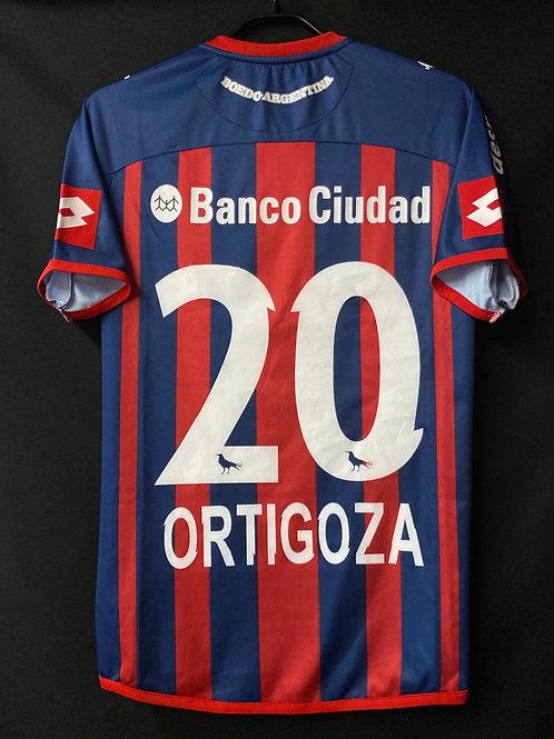 【2014】 / San Lorenzo de Almagro / Home / No.20 ORTIGOZA