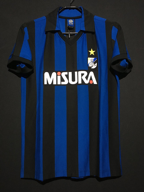 【1986/88】 / Inter Milan / Home / No.10 / Reproduction