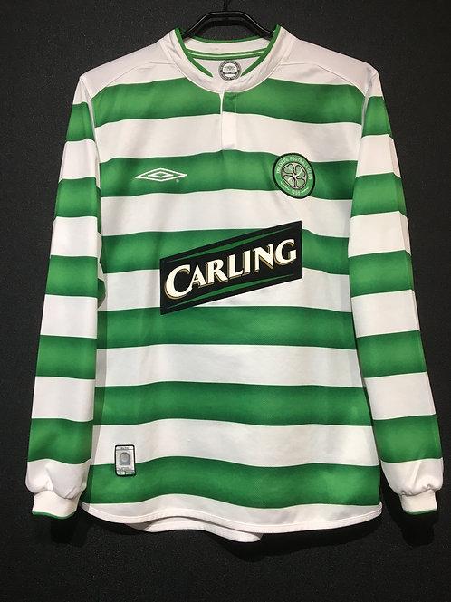 【2003/04】 / Celtic F.C. / Home