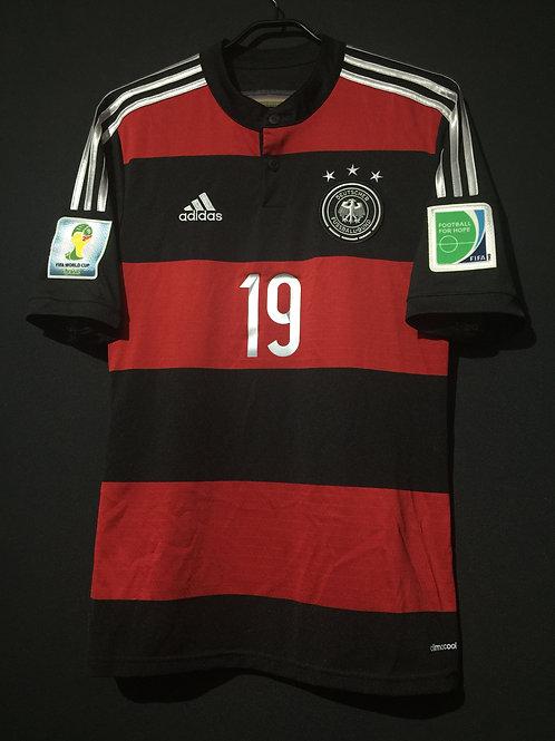 【2014】 / Germany / Away / No.19 GOTZE / FIFA World Cup