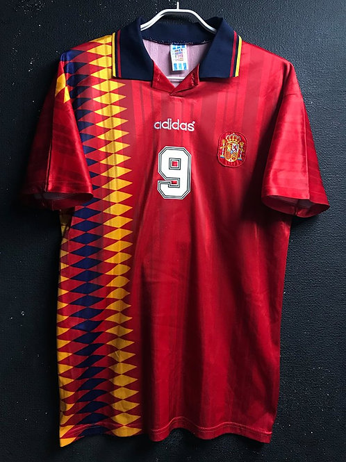 【1994/95】 / Spain / Home / No.9 GUARDIOLA