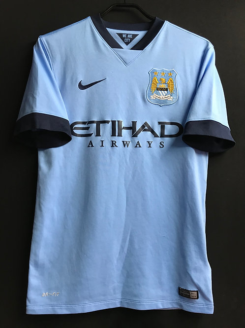 【2014/15】/ Manchester City / Home