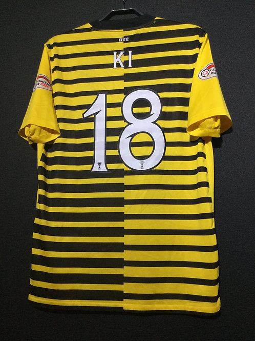 【2011/12】 / Celtic F.C. / 3rd / No.18 KI