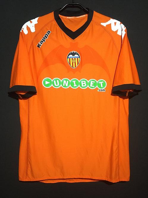 【2010/11】 / Valencia CF / Away