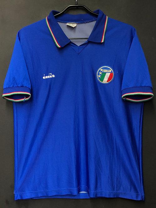 【1988/89】 / Italy / Home / No.8