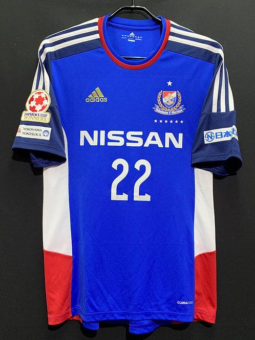 【2014】 / Yokohama F. Marinos / Cup(Home) / No.22 BOMBER / Emperor's Cup
