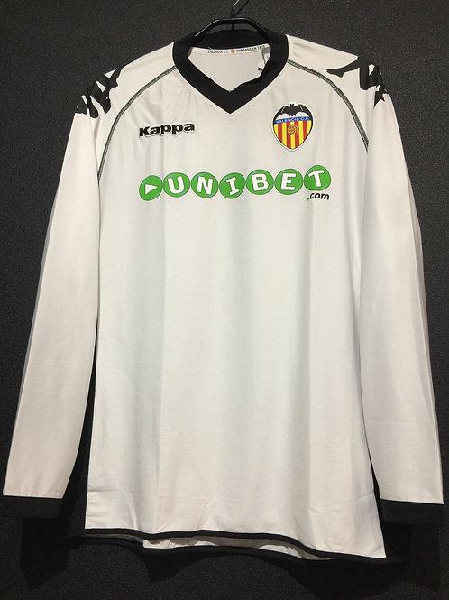 【2010/11】 / Valencia CF / Home