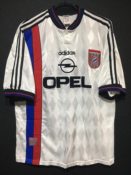 【1996/98】 / FC Bayern Munich / Away