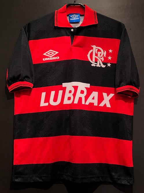 【1993】 / Clube de Regatas do Flamengo / Home