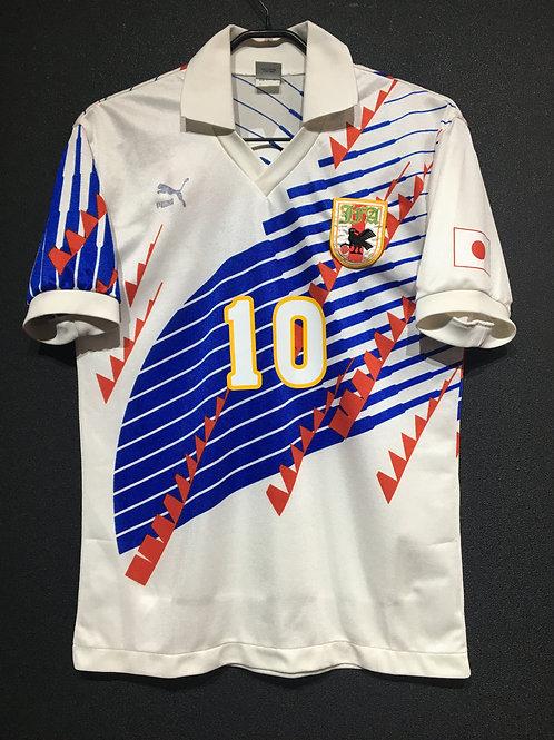 【1993】 / Japan / Away / No.10 RAMOS