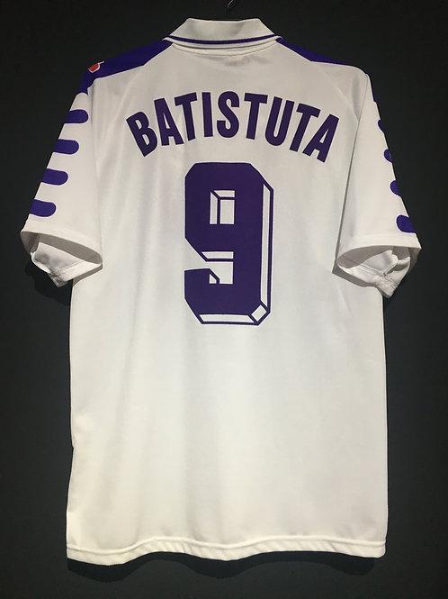 【1998/99】 / ACF Fiorentina / Away / No.9 BATISTUTA