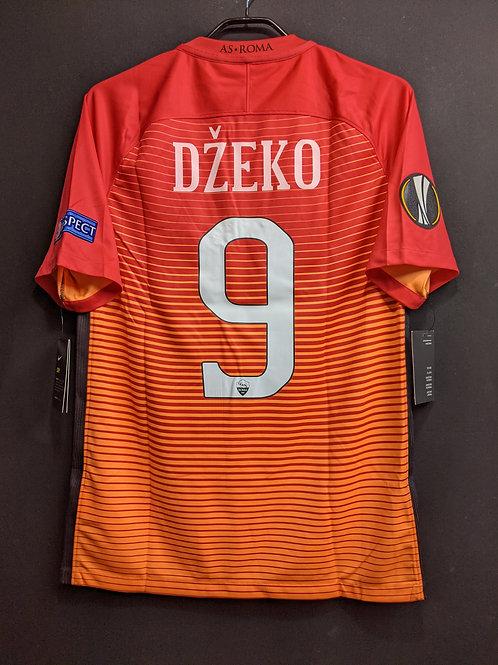 【2016/17】 / A.S. Roma / 3rd / No.9 DZEKO / UEL