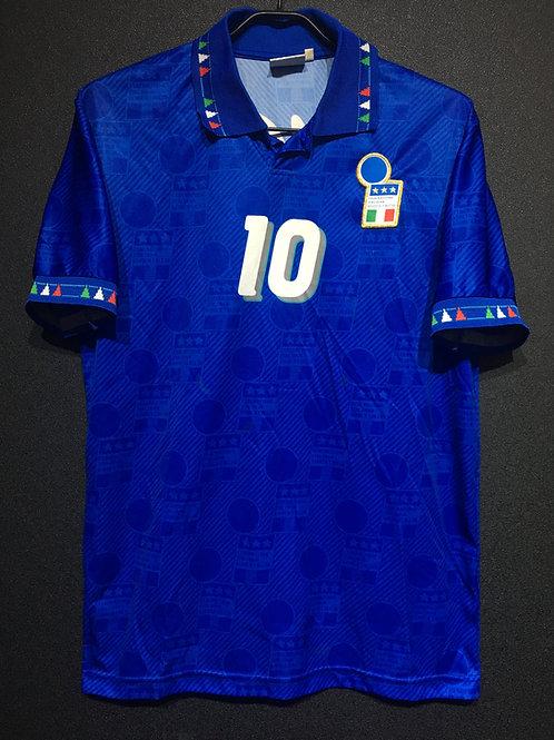【1994】 / Italy / Home / No.10 R.BAGGIO / Sublimation printing