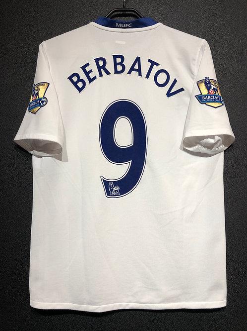 【2008/09】 / Manchester United / Away / No.9 BERBATOV