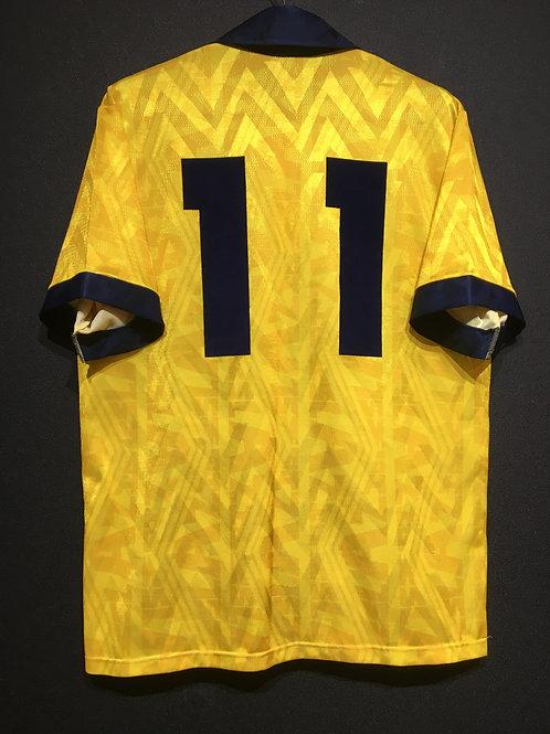 【1993/95】 / S.S. Lazio / Away / No.11