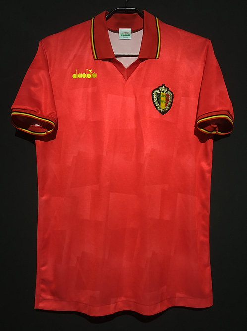 【1992/93】 / Belgium / Home / Made in Italy