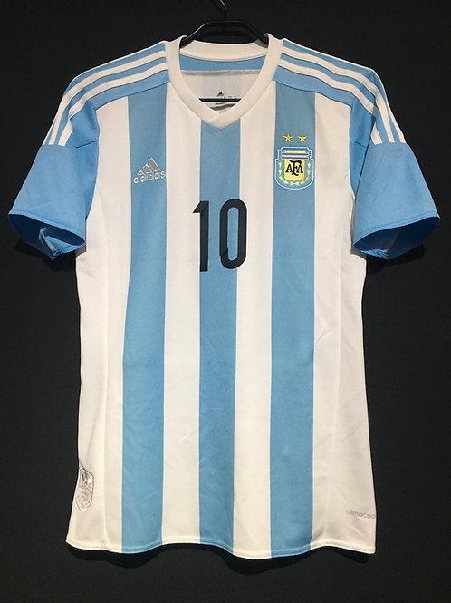 【2015】 / Argentina / Home / No.10 MESSI