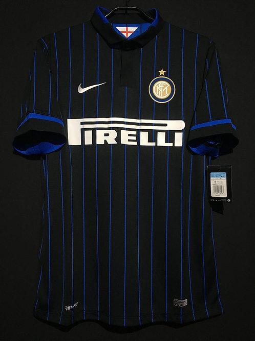 【2014/15】 / Inter Milan / Home