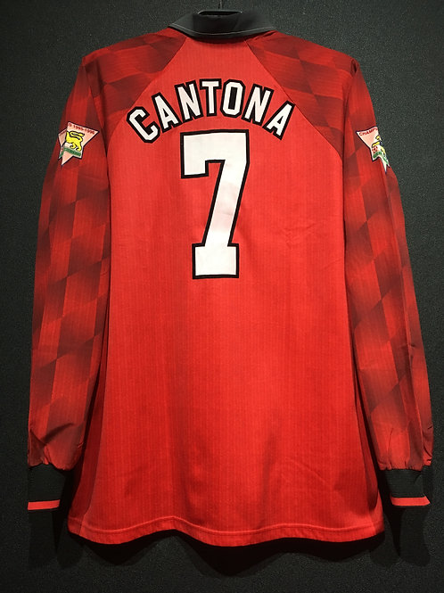 【1996/97】 / Manchester United / Home / No.7 CANTONA