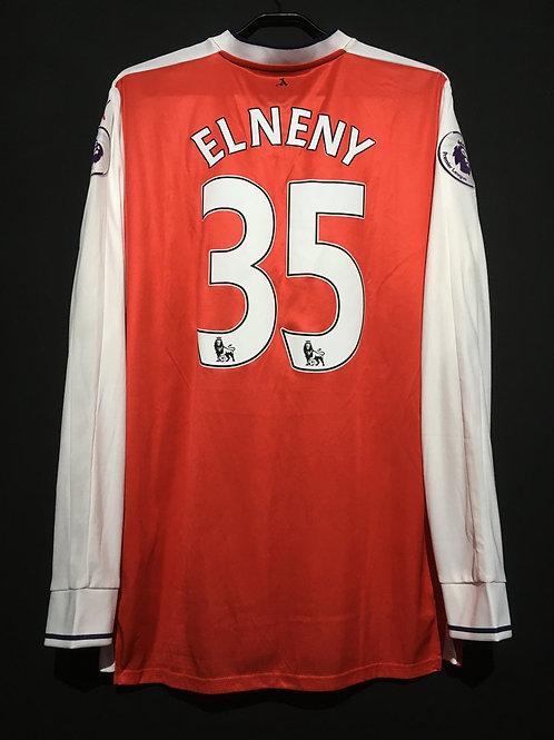 【2016/17】 / Arsenal / Home / No.35 ELNENY