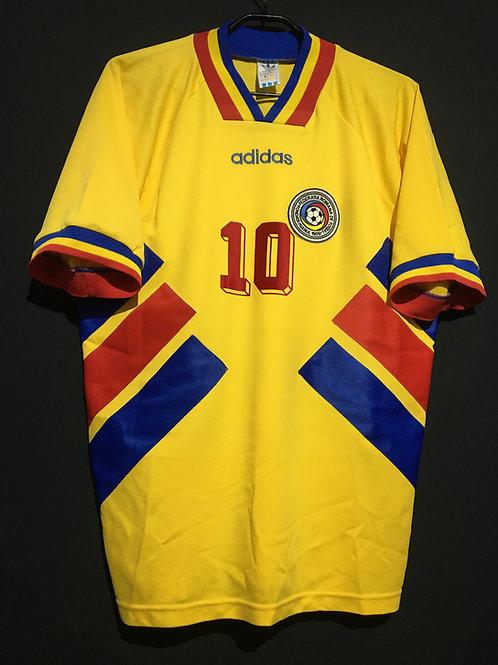 【1994/95】 / ROMANIA / Home / No.10 HAGI