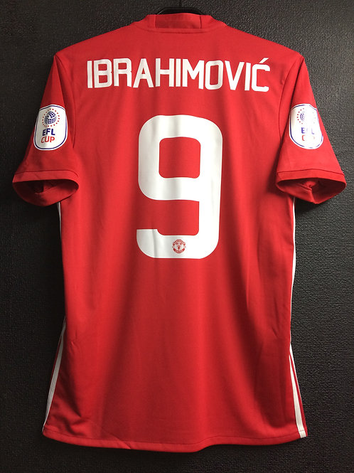 【2017】 / Manchester United / Home / No.9 IBRAHIMOVIC / EFL Cup FINAL
