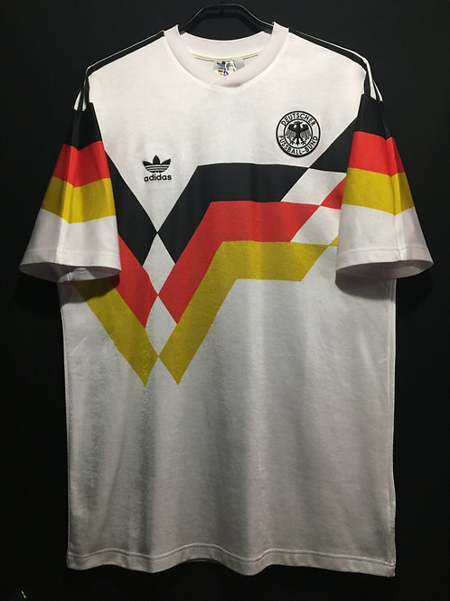 【1990】 / (West) Germany / Home / No.10 / Reproduction
